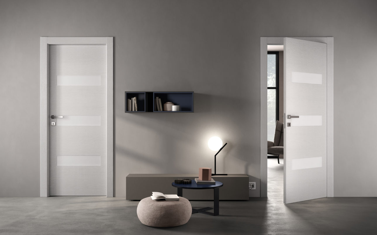 Porte Interne Usate Bianche i vantaggi delle porte in laminato | garofoli
