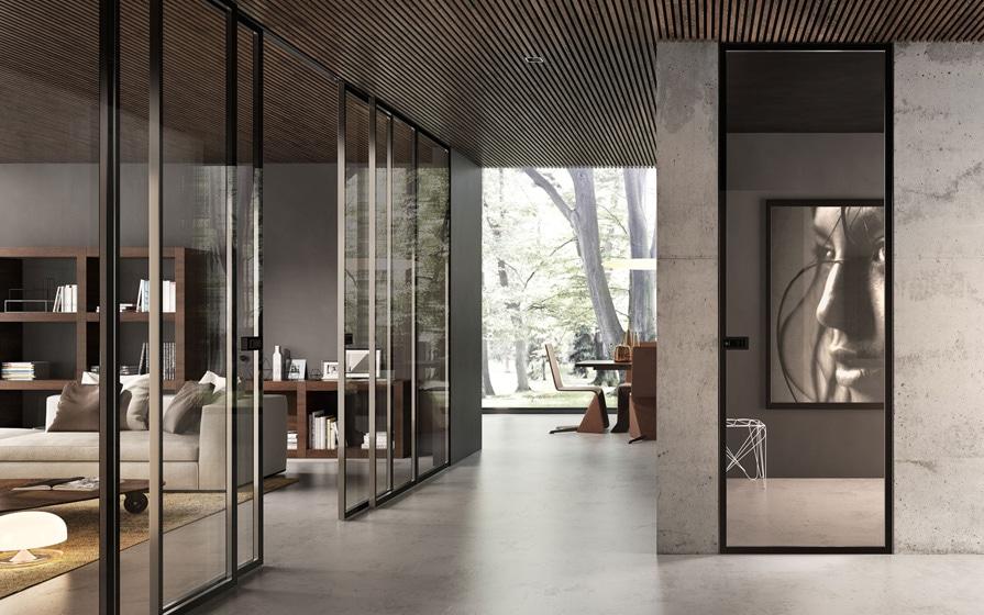 Le porte interne: i materiali | Garofoli