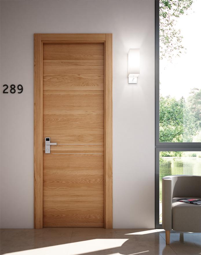 Porta per hotel tagliafuoco moderna Garofoli - Garofoli