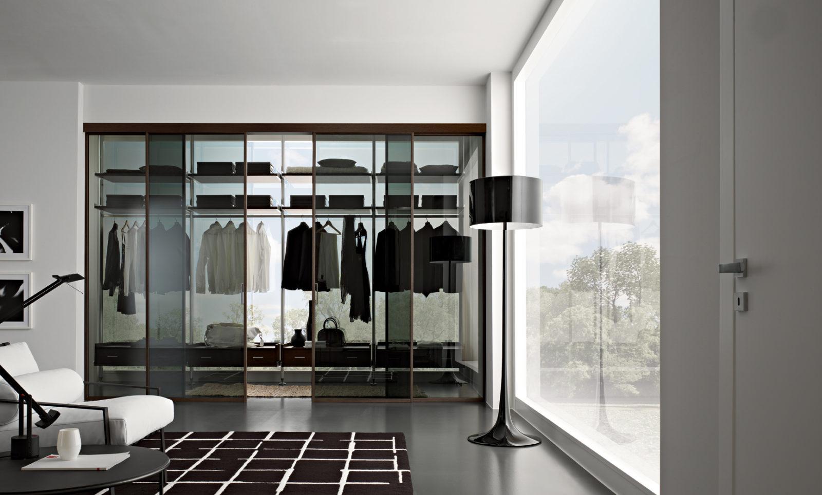 La cabina armadio: 6 ispirazioni per la tua casa u2022 garofoli