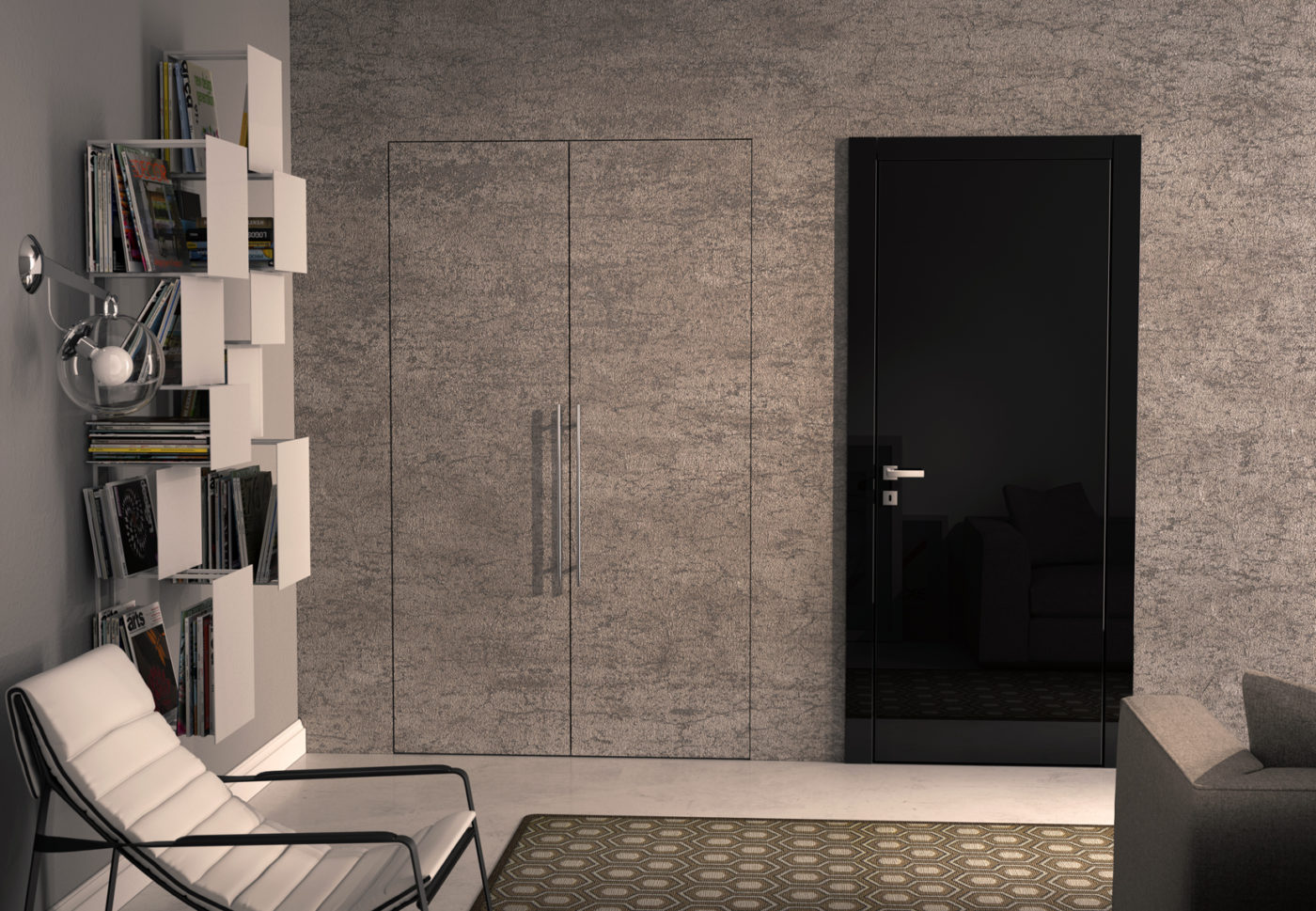 Armadio A Muro Design.Miria Filomuro Wardrobes And Solutions Garofoli