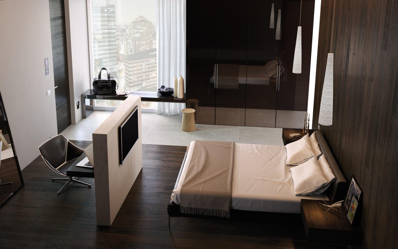Porta filo muro tagliafuoco per hotel - Garofoli