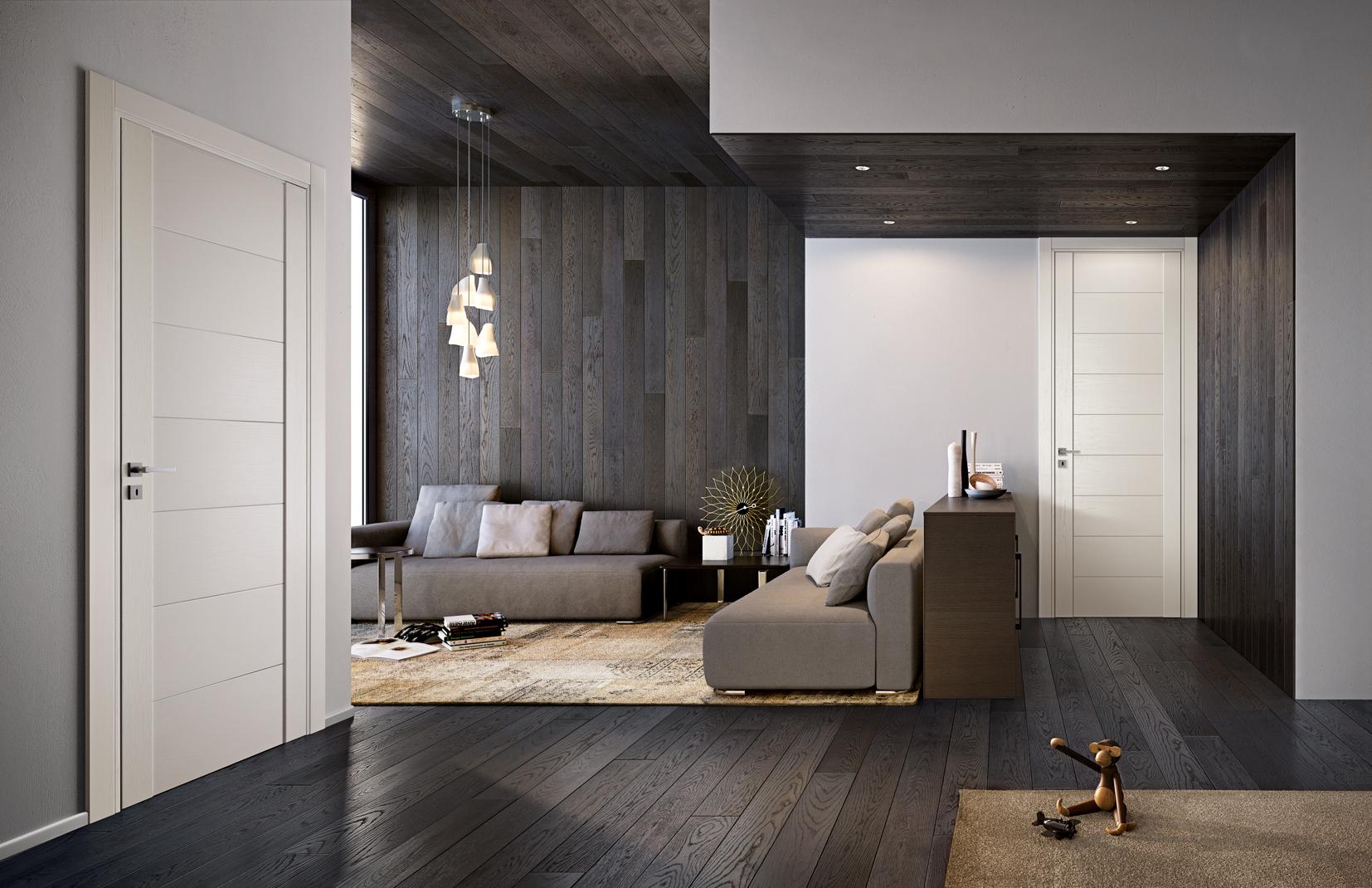 Pavimenti Camere Da Letto Moderne porte e pavimenti: scopri come abbinarli | garofoli