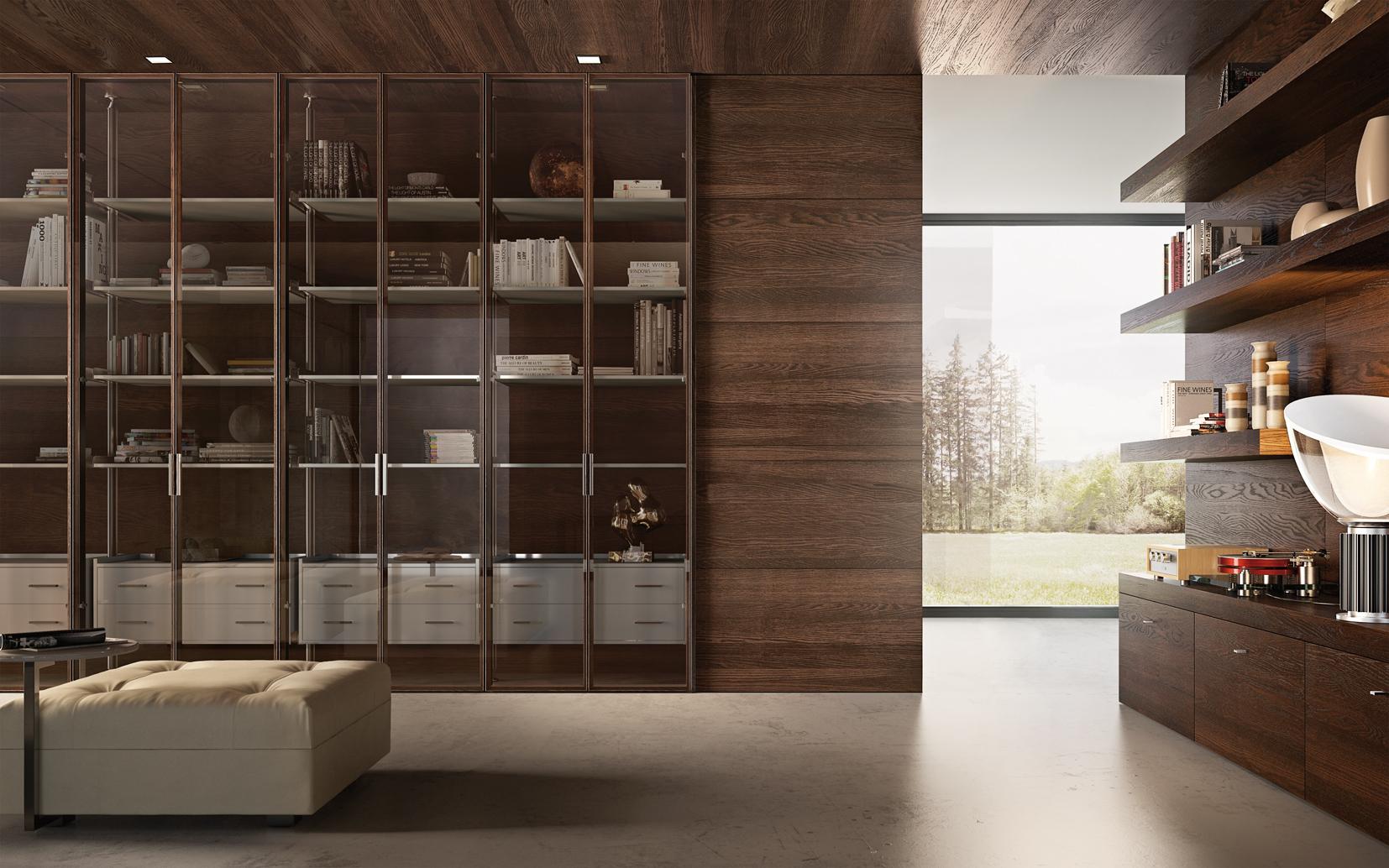 boiseries et panneaux de rev tements mural en bois garofoli. Black Bedroom Furniture Sets. Home Design Ideas