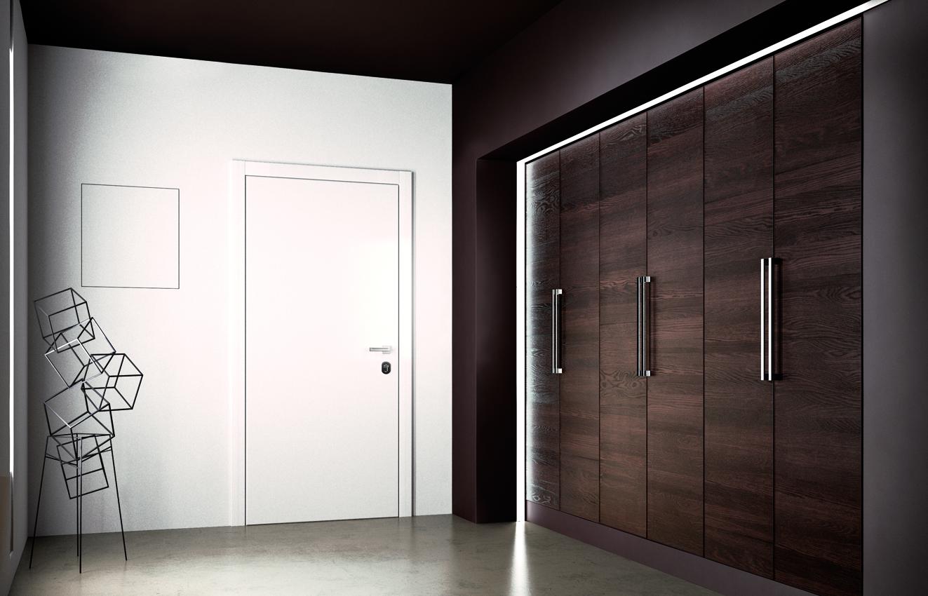 Armadi e sistemi miria garofoli - Armadio porta abiti per ingresso ...