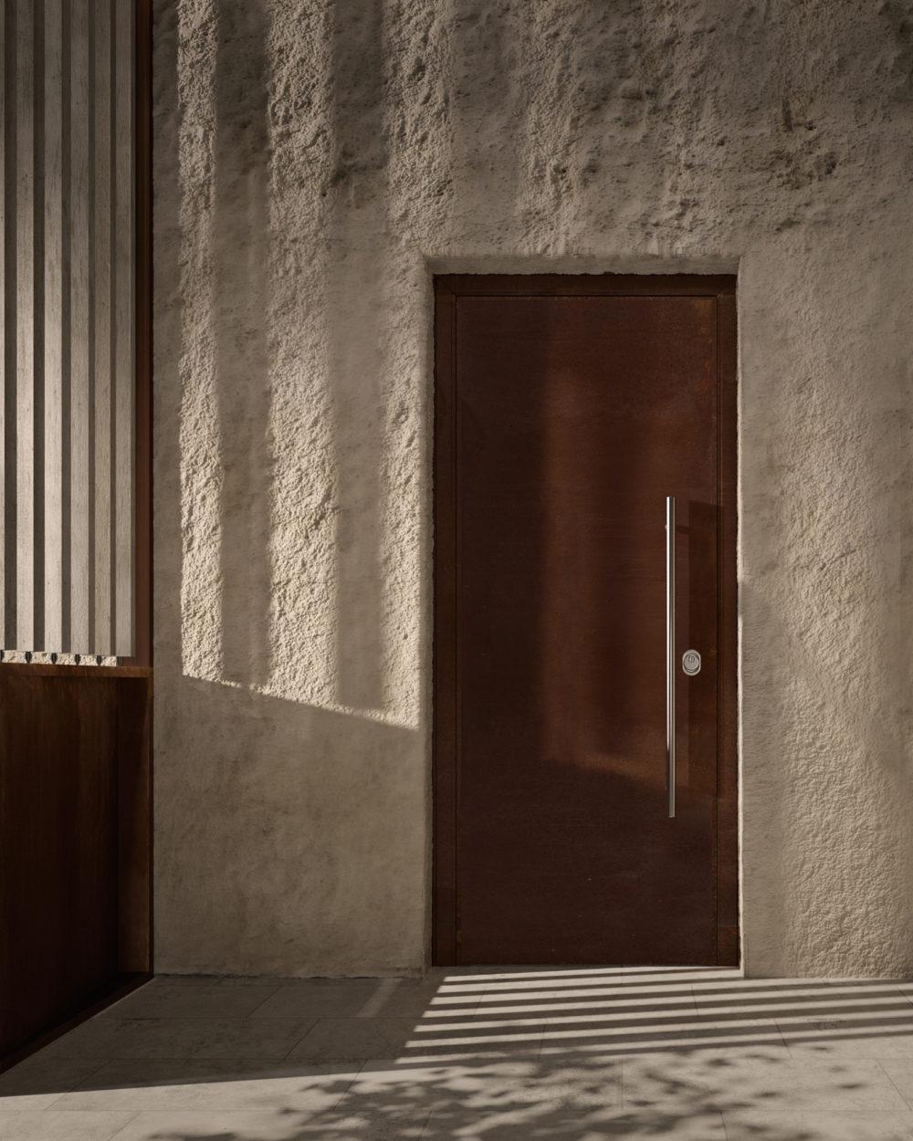 Porta blindata garofoli Sovrana - Garofoli