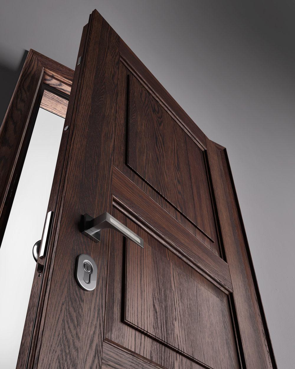 Sovrana porta blindata - Gidea