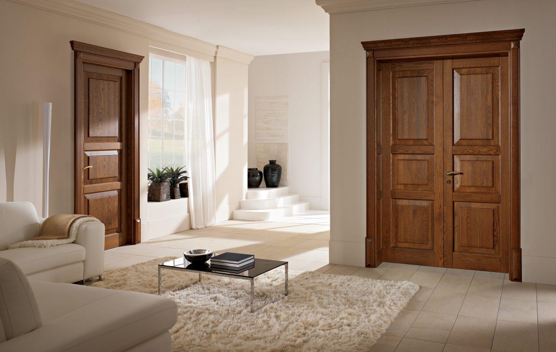 Porte in legno massiccio 110eLODE Garofoli - Garofoli