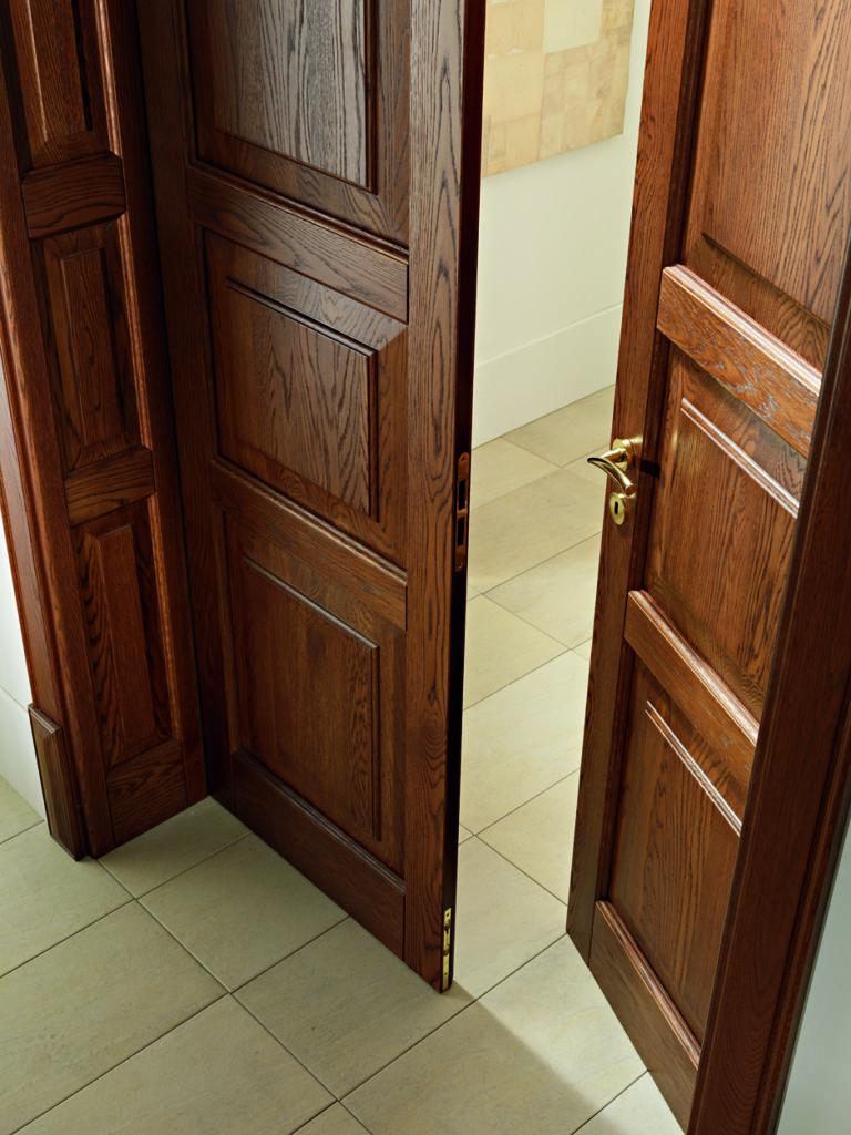 Porta doppia in legno Garofoli 110LODE