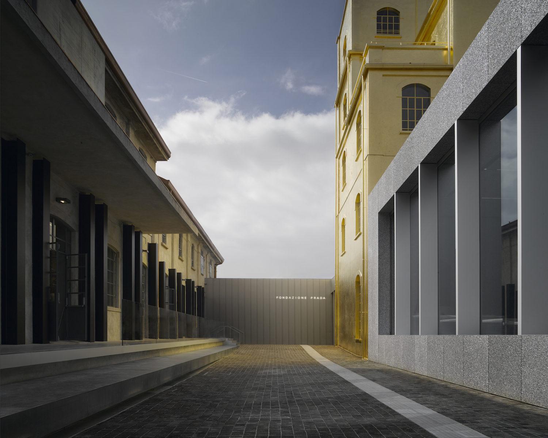 Fondazione Prada Realizzazione Garofoli - Garofoli