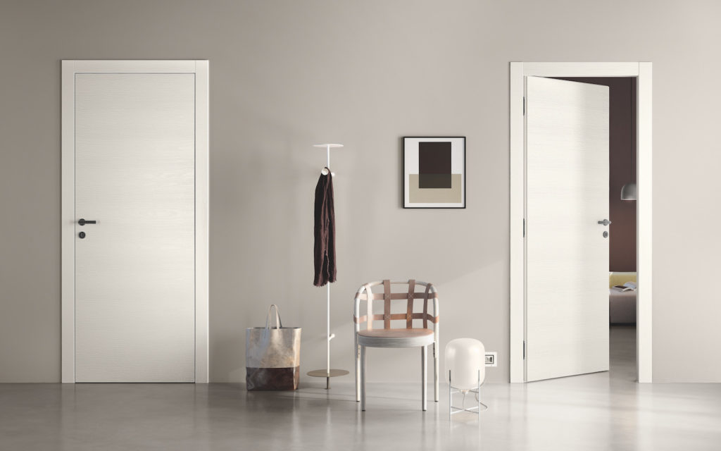 Porte laminate bianca gidea No-Limits