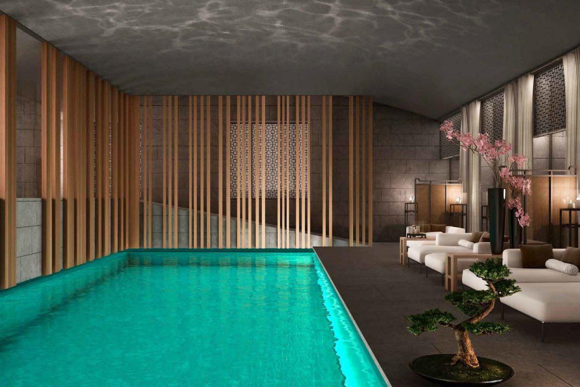 Mandarin Oriental Hotel Progetto Garofoli - Garofoli