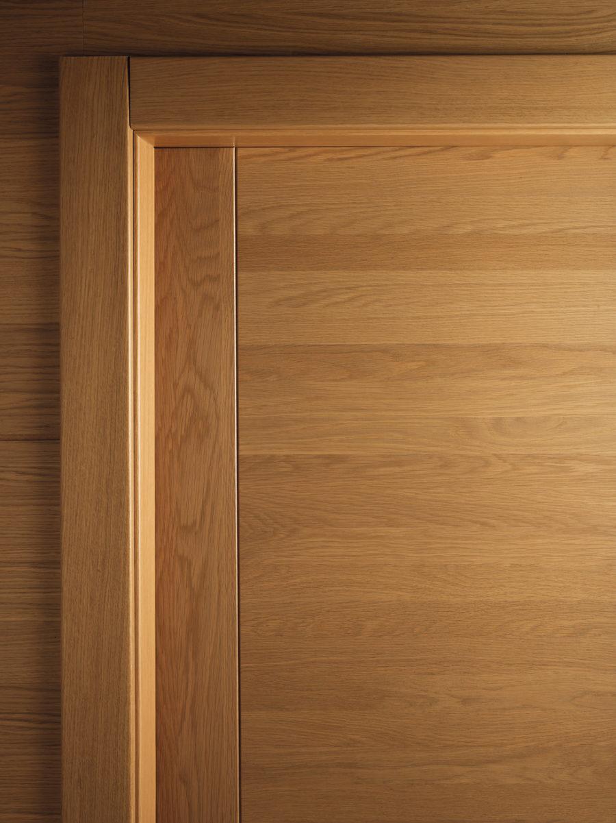 Porta moderna in legno - Garofoli