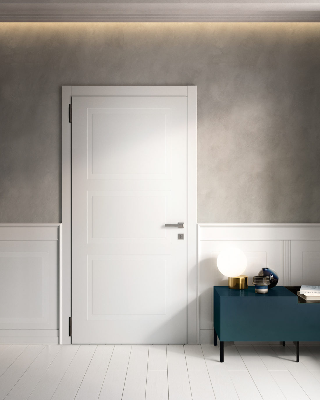 Porta blindata Lady classica - Garofoli