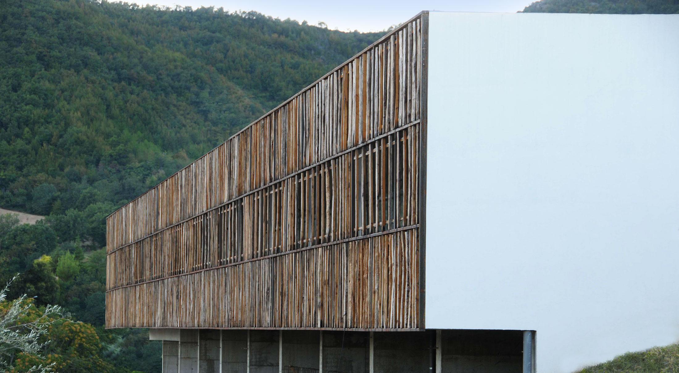 Sasso Resort progetto Garofoli - Garofoli