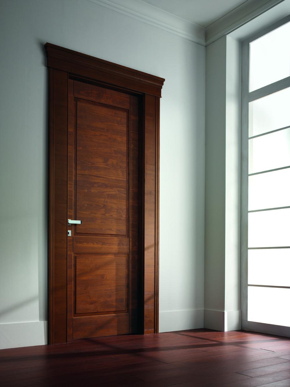 Porta in legno massiccio Arca Garofoli - Garofoli