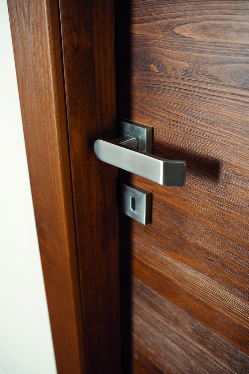 Porta in legno stile classico Arca Garofoli - Garofoli