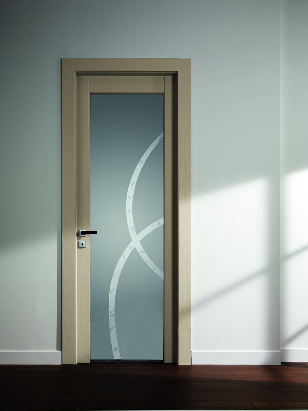 Porta stile classico legno Arca Garofoli - Garofoli