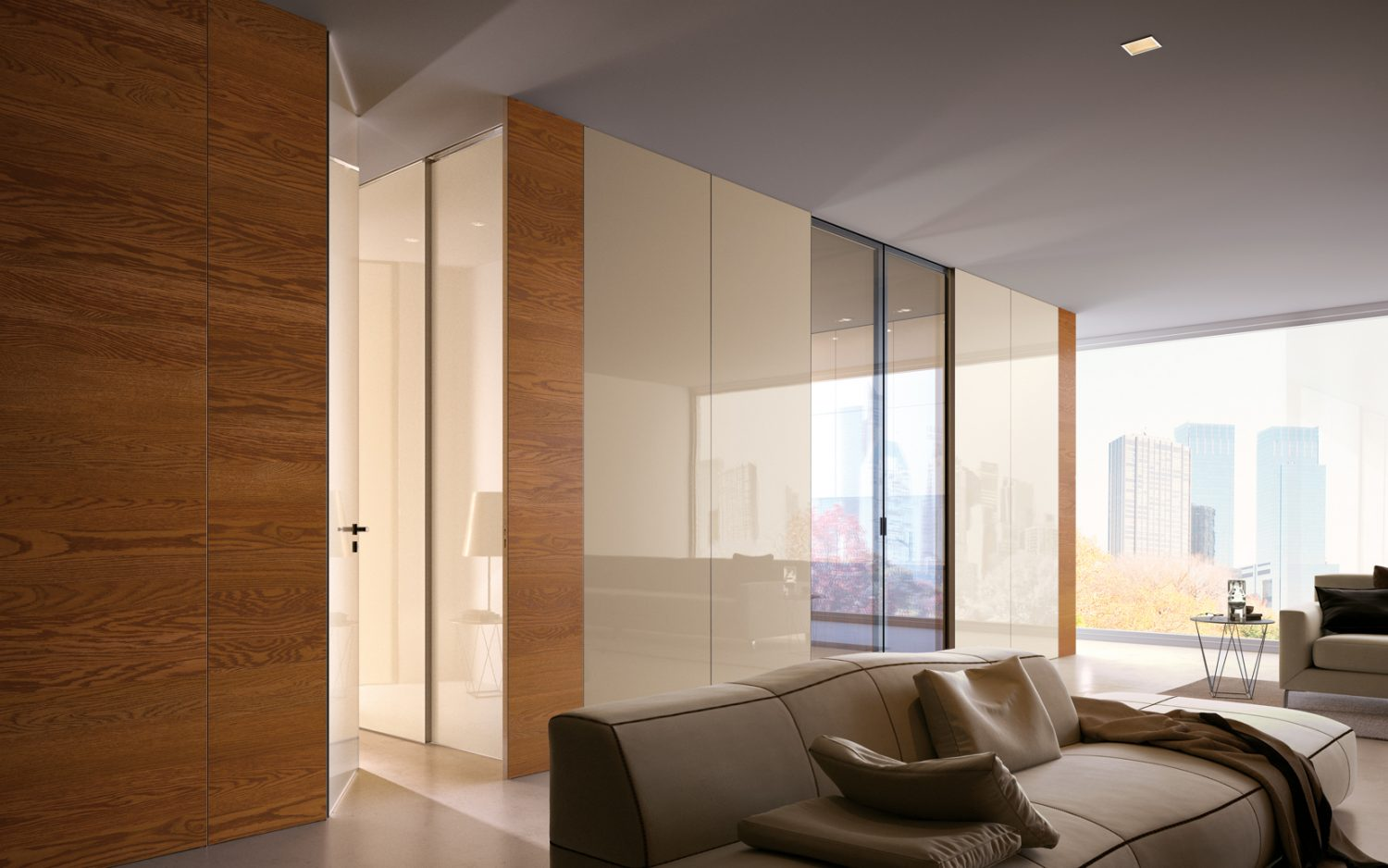 portes d 39 int rieur design made in italy garofoli. Black Bedroom Furniture Sets. Home Design Ideas