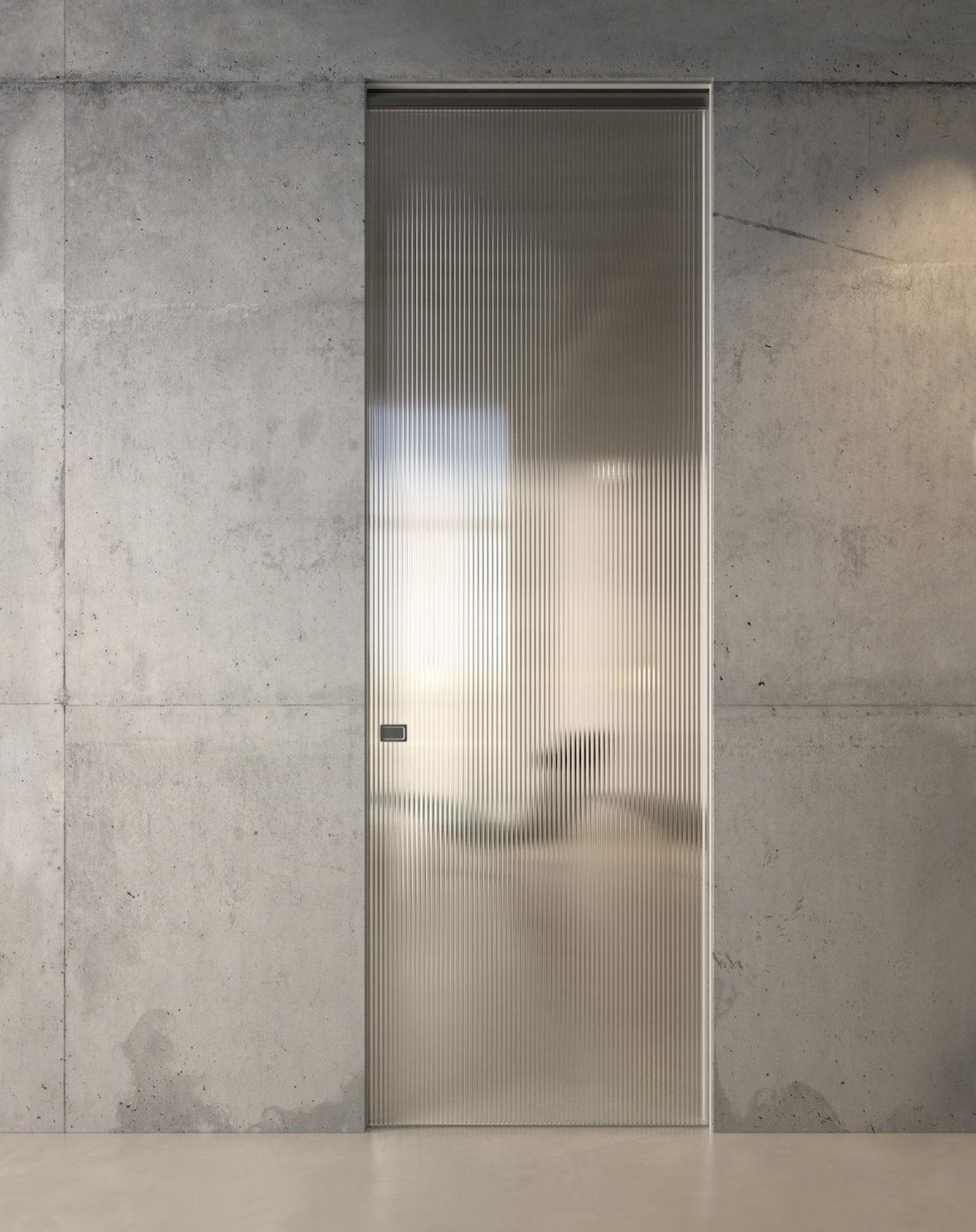Porta vetro garofoli flute verticale