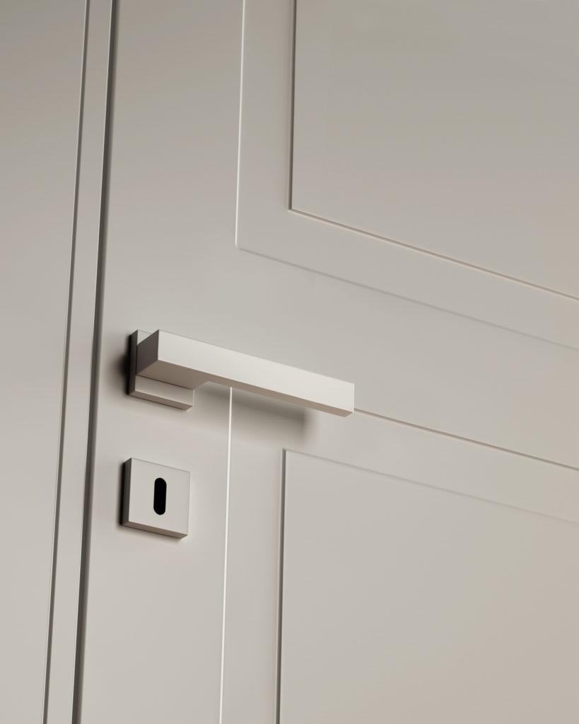 Porta Bianca Moderna.Porte Bianche Come Interpretarle Nell Arredamento Moderno