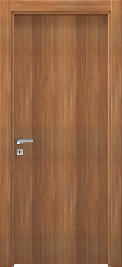 Interior swinging door BRIO 1L, Xonda - Blonde walnut - Gidea