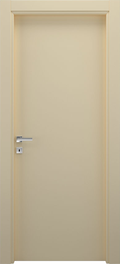 Interior swinging door BRIO 1L, Xonda - Ivory - Gidea