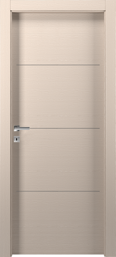 Interior swinging door TRINIA 1L3F SF, Avio - Sand elm - Gidea