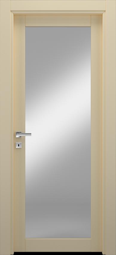 Porta da interni a battente ANVRIA 1V, Xonda - Avorio - Gidea