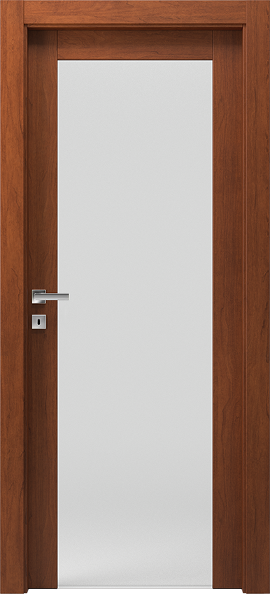 Interior swinging door KIVIA 1V2015, Avio - Magnolia - Gidea