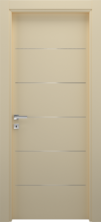 Interior swinging door BRIO 1L5F, Xonda - Ivory - Gidea
