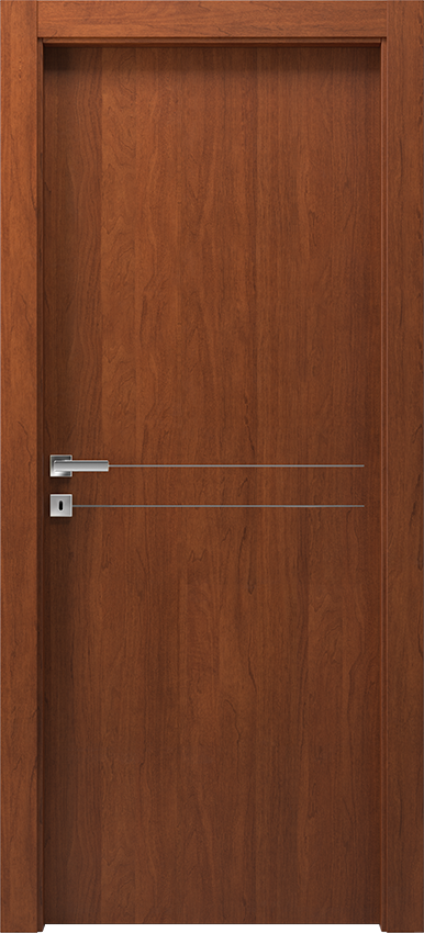 Interior swinging door DUILIA 1L2F SF, Avio - Magnolia - Gidea