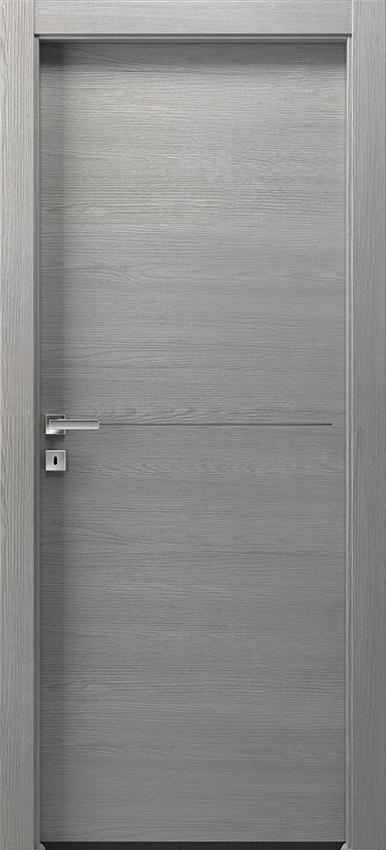 Porta da interni a battente FILIA 1L1F, Avio - Olmo grigio - Gidea