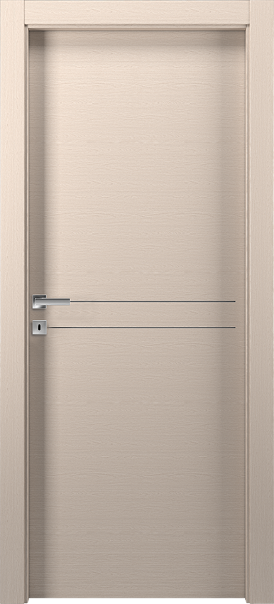 Interior swinging door DUILIA 1L2F SF, Avio - Sand elm - Gidea