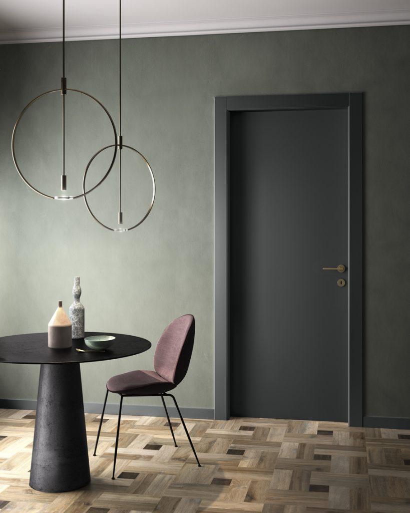 Colori Porte Interne Moderne le tendenze colore per le porte interne per il 2020 | garofoli