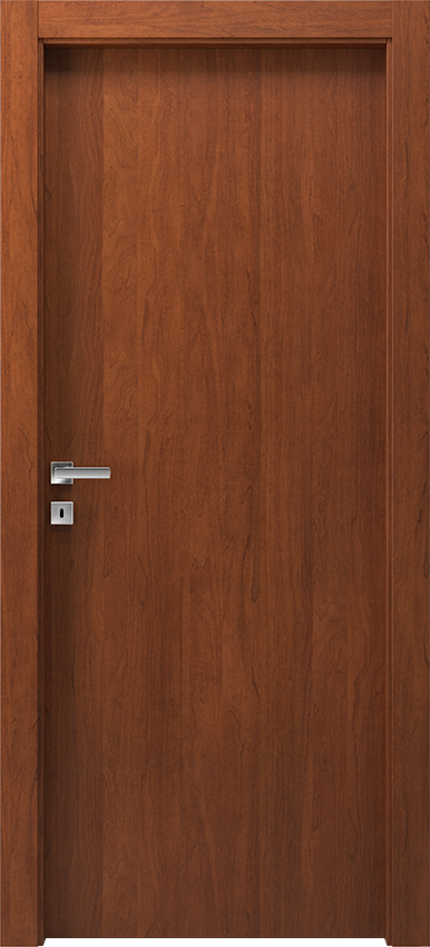 Interior swinging door VILIA 1L SF, Avio - Magnolia - Gidea