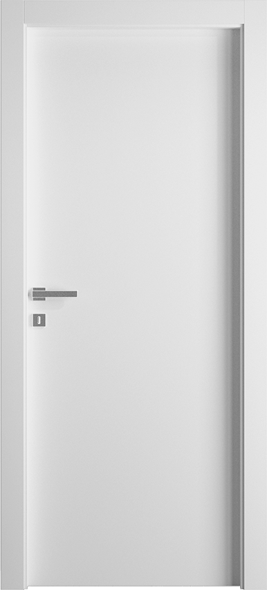 Interior swinging door VILIA 1L SF, Avio - White - Gidea