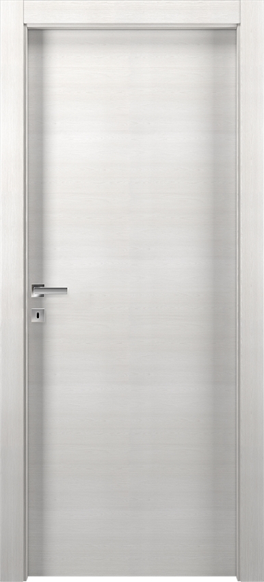 Interior swinging door VILIA 1L SF, Avio - Ice elm - Gidea