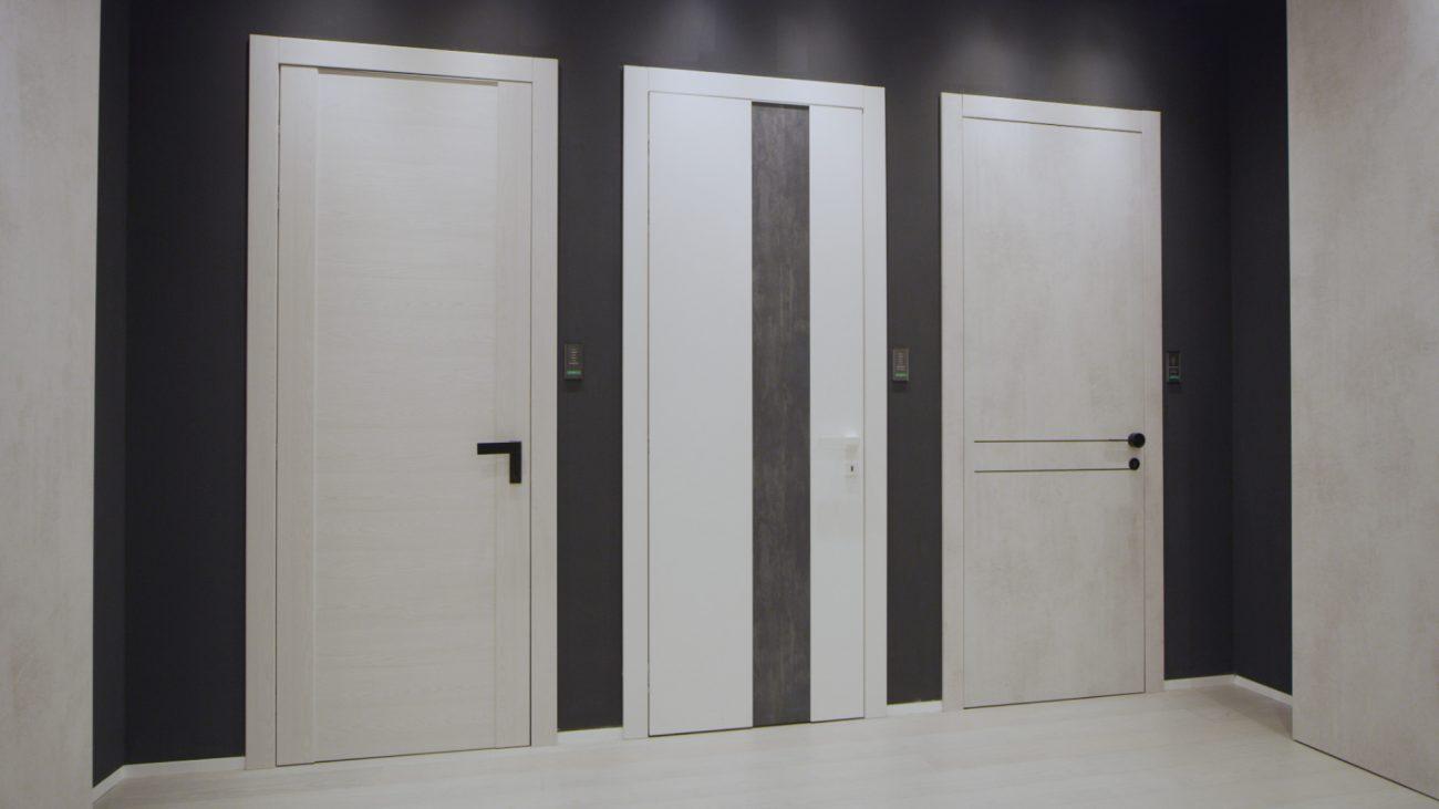Porte in laminato moderne