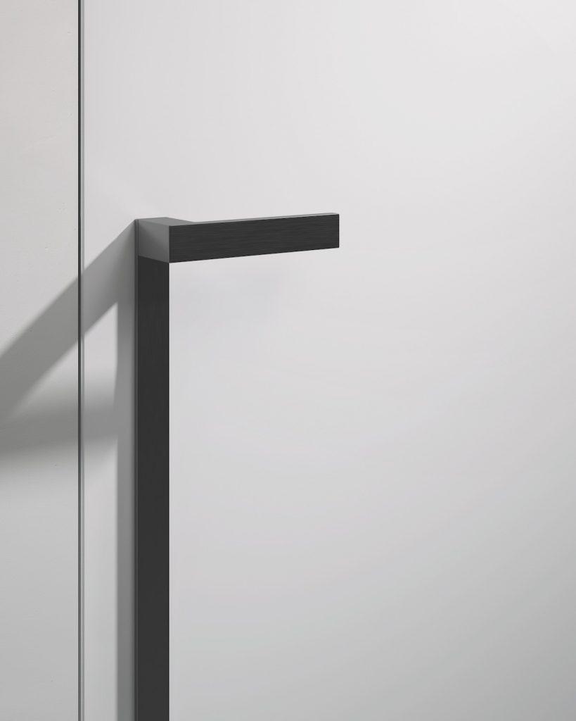 Maniglia per porte di design