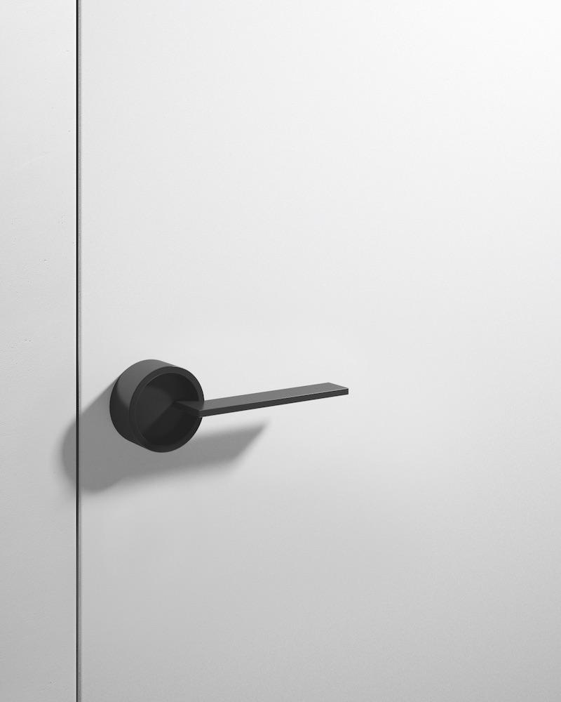 Maniglie di design per porte da interni