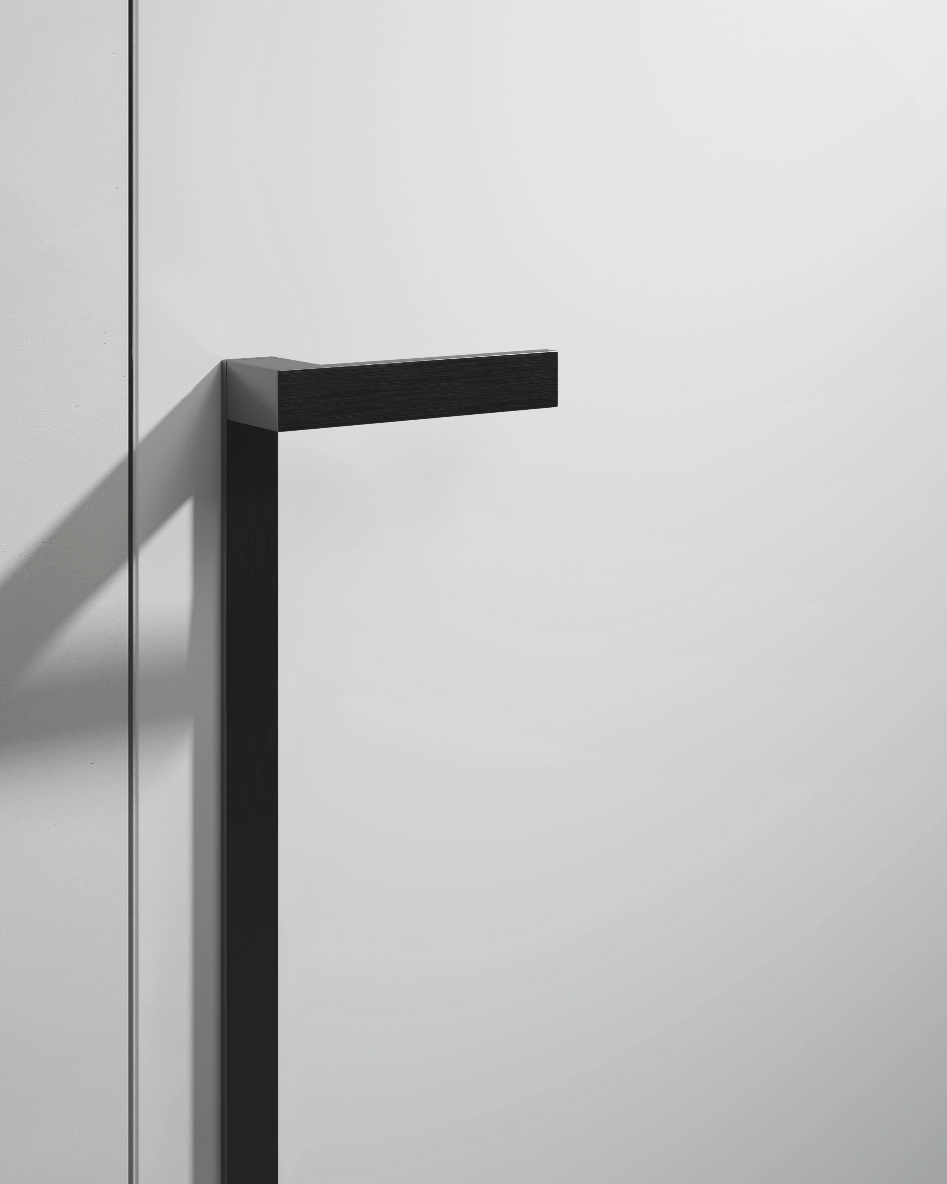 Maniglia porta a battente Garofoli Infinito Close Up