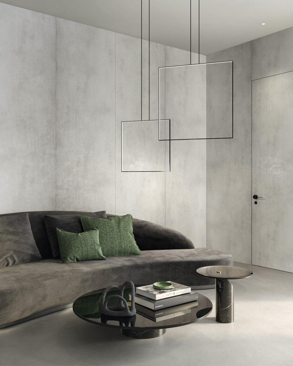 Lampadario di design Garofoli Square - Garofoli