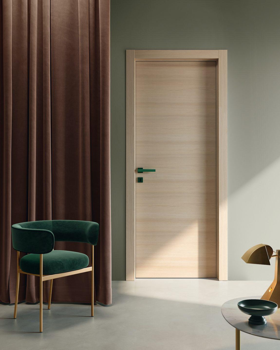 Porta. abattente in legno Garofoli collezione Patio